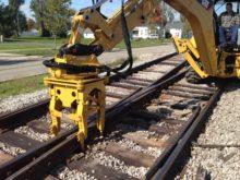 rail tamper